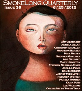 SmokeLong Quarterly Issue 36
